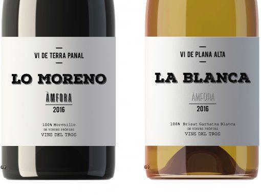Lo Moreno, La Blanca y La Fina